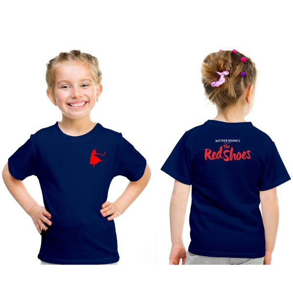 Matthew Bourne's The Red Shoes – Child T-shirt