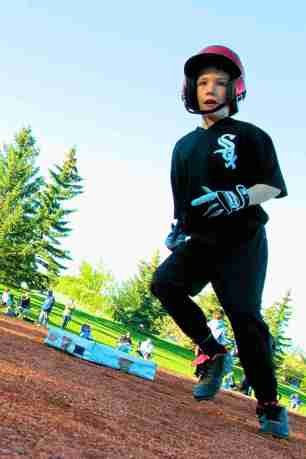 sunridge little leage jays vs sox