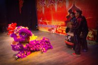 jing wo lion dance calgary 2015 chinese new year cultural centre