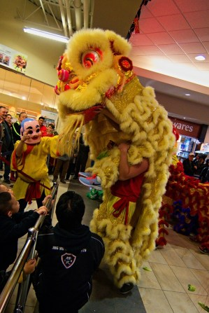 jing wo lion dance calgary 2015 chinese new year pacific place mall t&t supermarket forbidden city