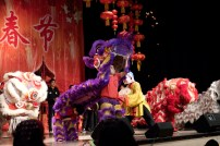jing wo lion dance calgary 2017 CNY chinese new year chinese-cultural-centre