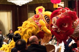 jing wo lion dance calgary 2017 chinese new year valentine #lunarnewyear