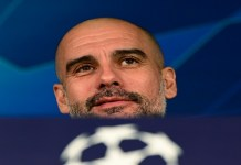 Manchester City Coach Guardiola Donates €1m to fight against Coronavirus pandemic in his Country