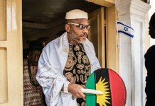 2023: Nnamdi Kanu Revealed Why IPOB Won't Support Igbo Presidency