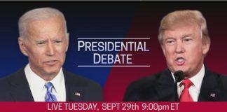 Live Stream US Presidential Debate 2020