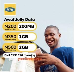 2GB Data plan for 2 Days