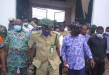 Just In : Return Friday or face music, Governor Obaseki tells escapee prisoners