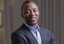 Omoyele Sowore Urges students to protest over ASUU Strike