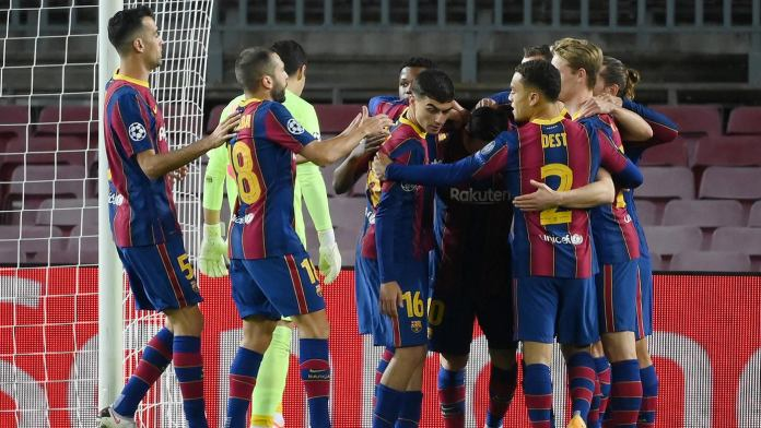 UCL results: Chelsea, Man United, Barcelona record wins