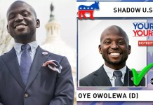 first Nigerian man to be elected into the United States congress