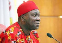 Breaking : Again, Senator Ike Ekweremadu Disgraced In Enugu (Photos)