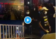 Cubana Night club shut down over covid-19
