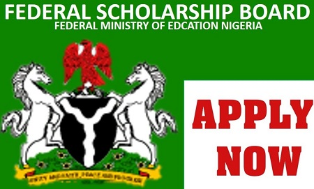 Nigeria Federal Government Award Scholarships 2020/2021