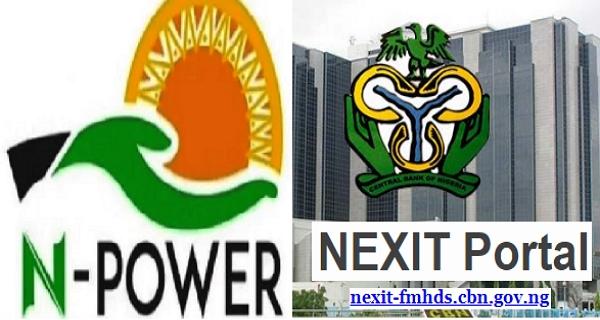 NEXIT Portal Login Direct Link for Npower Batch A & B 2021