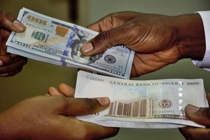 Breaking: Naira Crashes With Utmost Disregard To Dollar