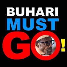 Just In : Nigerians Begin Another Protest Against President Buhari Government