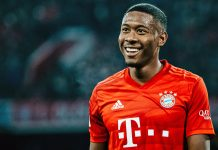 Alaba to join Real Madrid from Bayern Munich