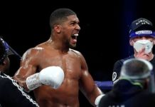 JUST IN: Anthony Joshua to Receive $100m for Fury fight