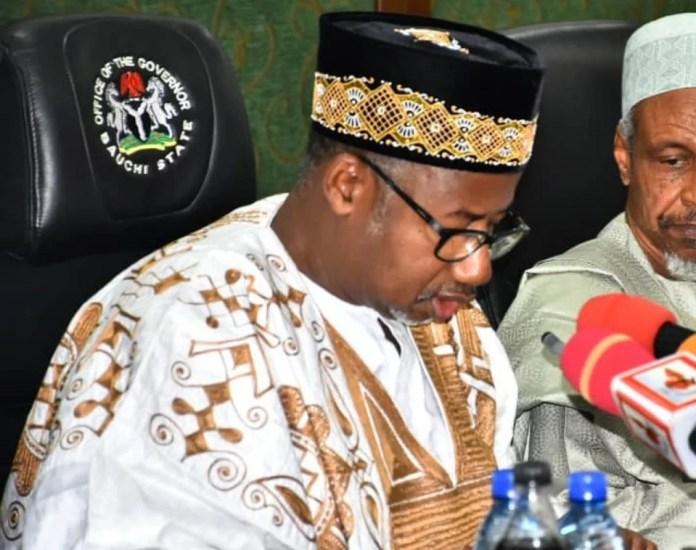 Bauchi gov fires 21 commissioners