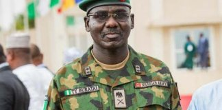 Do You Agree?? I Left Nigerian Army Better Than I Met It – General Buratai