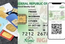 BREAKING: Again FG extends NIN-SIM linkage – See New Deadline