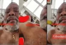 Fresh Video of Hope Uzodinma's Commissioner Doing Threesome Hits Internet