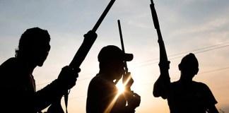 Gunmen attack