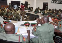 Court Sentenced Nigerian soldier to death by firing squad for killing colleague