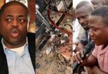 Sunday Igboho house in Ibadan burnt : Femi Fani-Kayode reacts