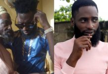 Yoruba Actor Olamilekan Ayinla lose his Dad.