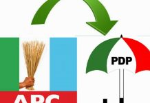 Just In : Over 3,000 APC Members Defect To PDP (Full List)