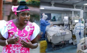 They Are Killing People At Yaba Isolation Centre to increase the number of deaths – Actress Debby Alleges
