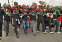 Breaking : IPOB Set for War with Nigerian Army over Killing of ESN Leader