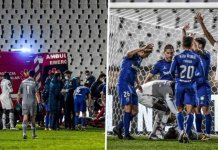 Porto Players In Tears As Star Defender Hospitalized In Horror Collision