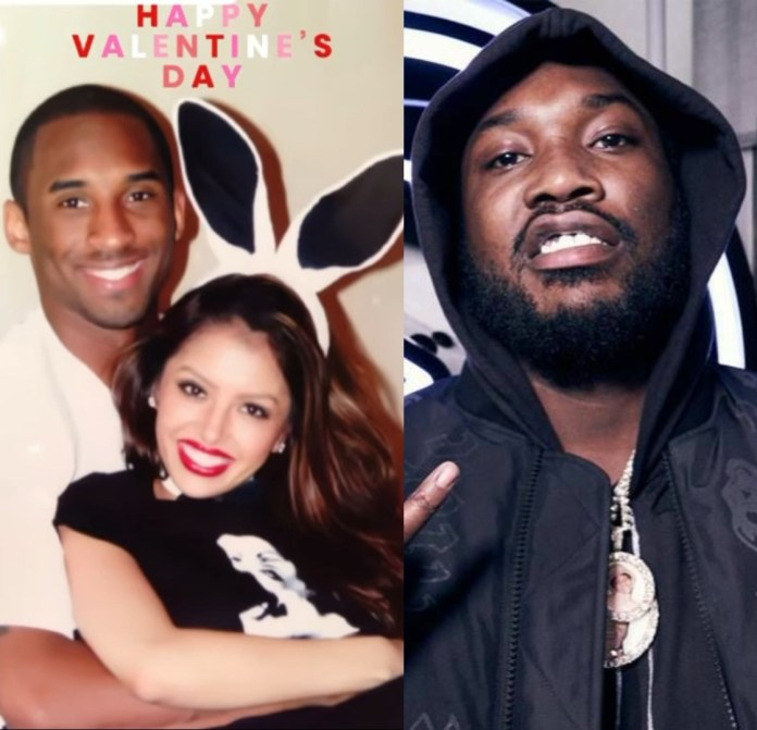 Vanessa Bryant drags Meek Mill for disrespectful lyrics about her late husband, Kobe Bryant, and Meek responds with even more disrespect