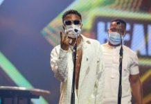 Wizkid Wins #14thHeadies Artiste of the Year