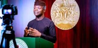 Vice President Speaks on MSME Grant Disbursement