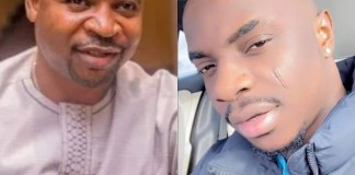 Get a father like mine - MC Oluomo's son tackles those calling his father a tout