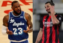 NBA stars come for Zlatan Ibrahimovic for criticizing LeBron James over his political activism