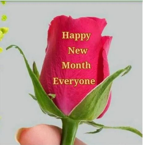 100 Happy New Month Prayers For April 2021, New Month Messages, Wishes
