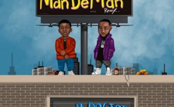 Download ManDeMan by Small Doctor ft Davido (Remix Music Mp3)