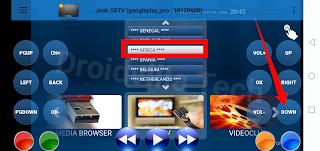 Hacked dstv live channels