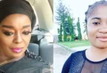 Actress Rita Edochie Reacts After Death of Ada Jesus