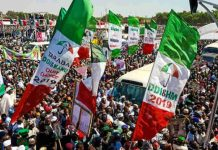 Breaking: Over One Thousand APC Members Join PDP - See Full List