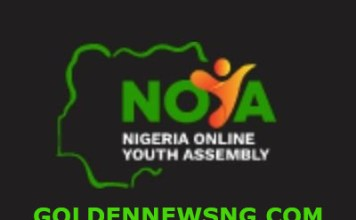 Nigeria Online Youth Assembly (NOYA) Application Portal Now Open - See How To Apply
