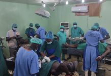 Over 8,000 people benefit from Sani Bello free Surgeries in Niger
