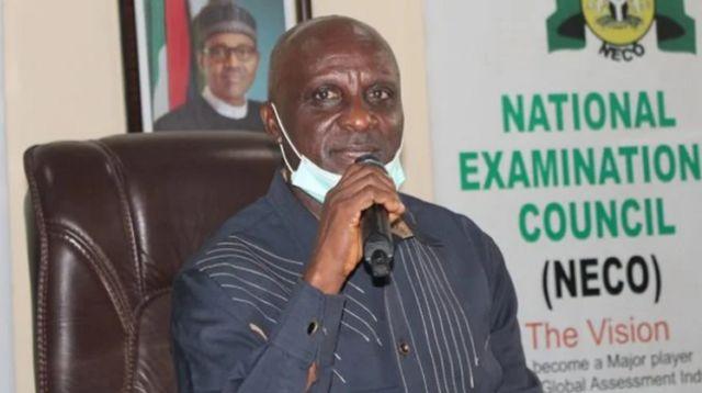 How NECO registrarMr Obioma died