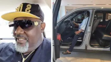 Bursted : Automobile company Drags Dino Melaye Over Unpaid debt after he flaunted his new Rolls Royce- PHOTO