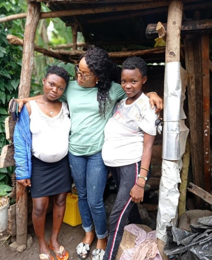 Life Of 16-Year-Old Twin Sisters Impregnated By Same Boy Due To Hunger