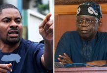 Deji Adeyanju Reveals Why Bola Tinubu Will Win APC Presidential Election
